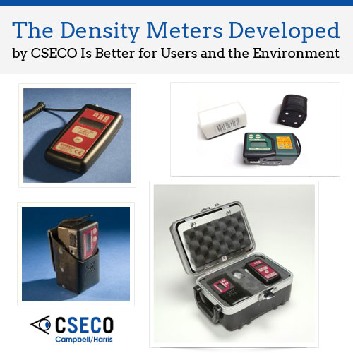 The Density Meter Developed by CSECO Is Better for Users and the Environment