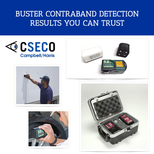 Buster Contraband Detection – Results You Can Trust